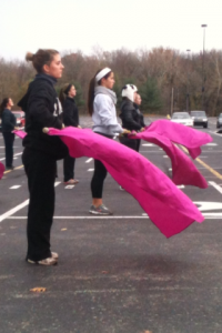 Color guard to compete in State Final on Nov. 3