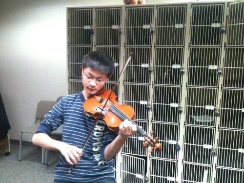 Although Freshman Aaron Shi said that he plans to have most of his classes in the rest of his high school career  filled with rigorous AP courses, Shi also said that he still plans on continuing classes that he enjoys, such as orchestra. Counseling department chairperson Linda Skafish said that continuing interests in areas outside of academics is a good idea.