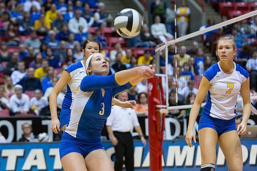 IHSAA 4A Volleyball State Finals, Carmel v. Avon