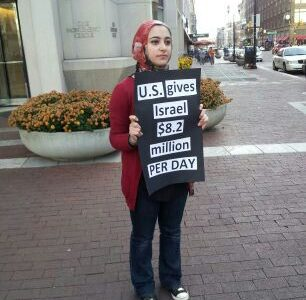 CHS students show support for Palestine, Israel through demonstrations