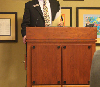 Superintendent Jeff Swensson announces plans for resignation after 2012-2013 school year