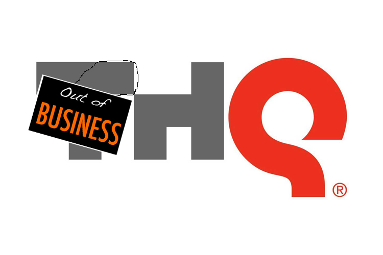 THQ Out of Business; Assets Split