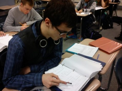 Math department prepares for spring break; hopes to keep students engaged