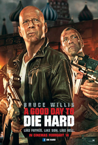 A review of the fifth installment of the Die Hard series: 'A Good Day to Die Hard'