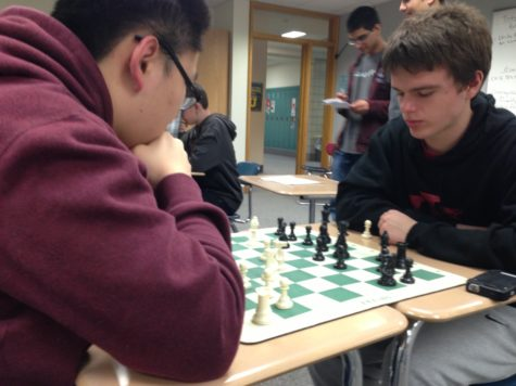 Chess Club to participate in spring tournaments, Checkers Club officers selected