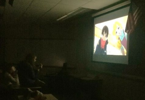 Anime Club to meet March 25