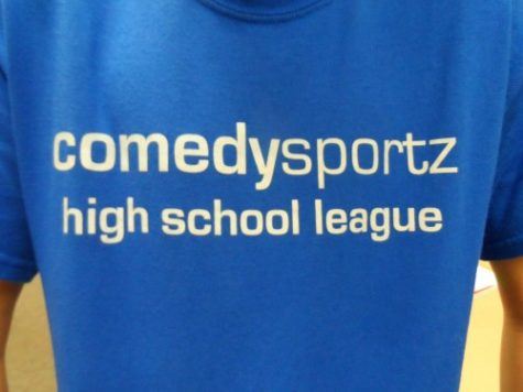 Comedy Sportz team to compete in season-ending tournament May 25