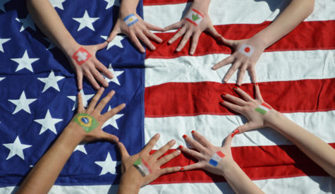 Foreign-born students balance American and immigrant identities