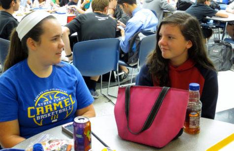 German exchange students visit for next three weeks