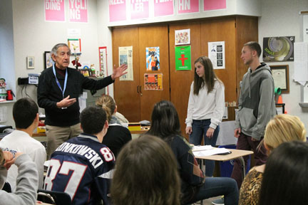 CHS to offer new courses for 2014-15 school year