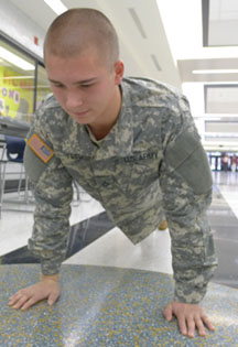 ROTC provides benefits without full Army enlistment