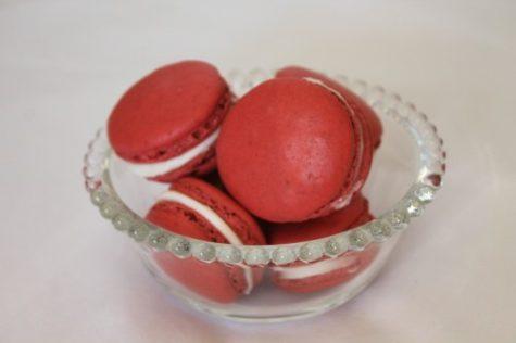 500 Days of Baking: Red Velvet Macarons