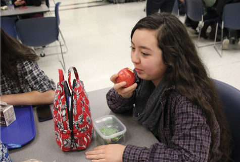 Students become more mindful of sodium intake