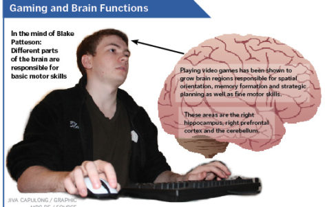 Video games challenge the brain  while enhancing cognitive flexibility