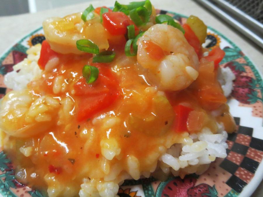 Mardi Gras Madness: Shrimp Étouffée