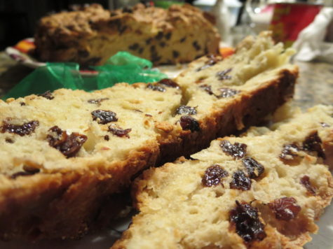 Irish You A Happy St. Patrick's Day: Irish Soda Bread
