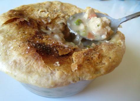 Cluck Cluck: Chicken Pot Pie
