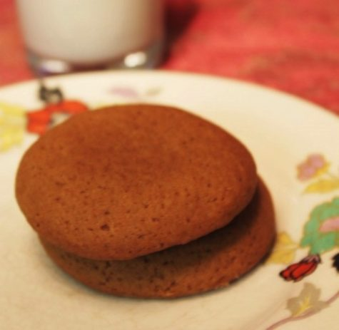 Minus the Snap: Soft Ginger Cookies