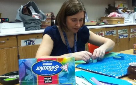 Art department to host event for special education students on April 28