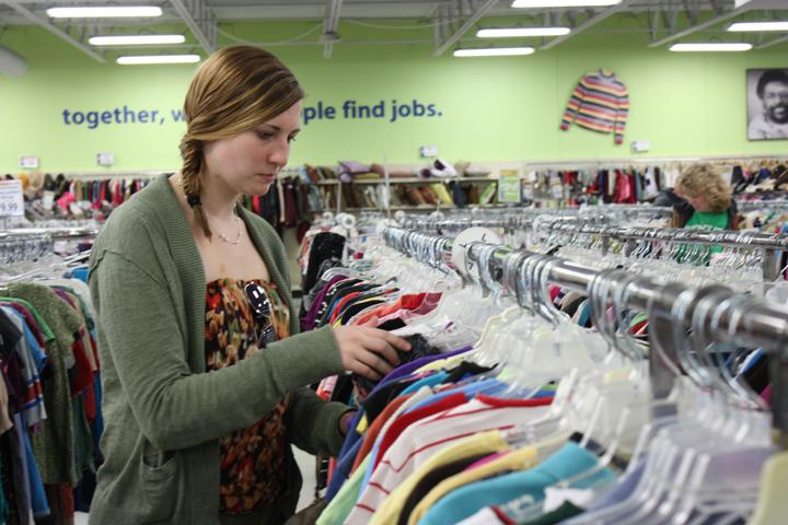Recent reports about fashion industry causing environmental damage provoke student interest in sustainability