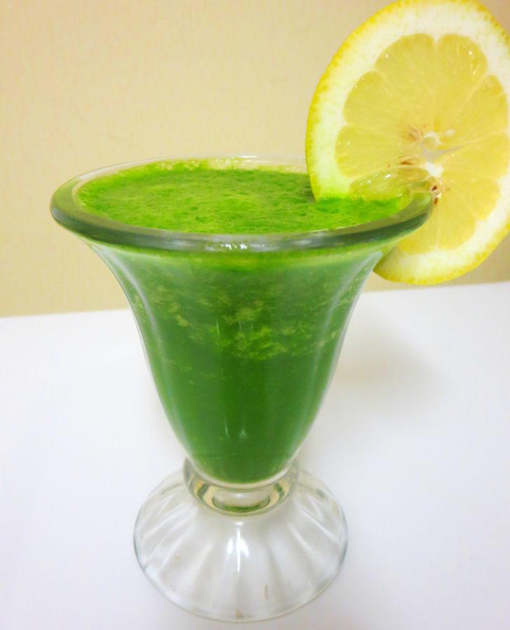 Greenade: The Ultimate Green Juice