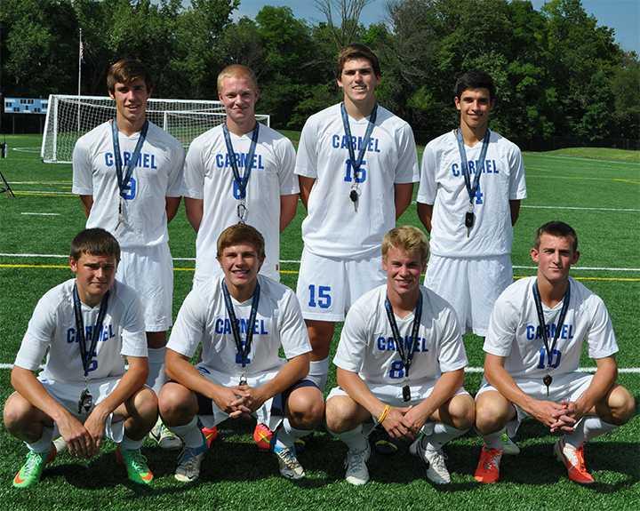 CHS Men's Soccer Team to Honor Brett Finbloom in Sept. 5 Memorial Game