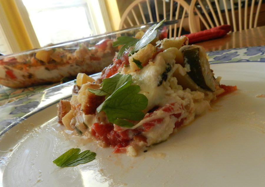 Veggie Tales: Vegetable Lasagna