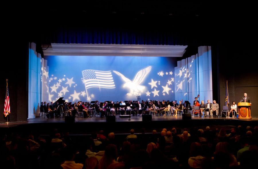 PHOTO ESSAY: Veterans Day Convocation