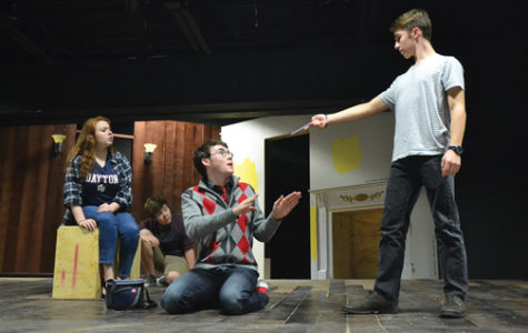 The World's a Stage: Fall production features new set-up and style