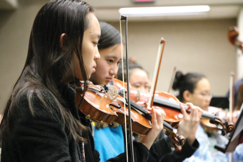 Final Preparations: CHS Orchestra to attend Midwest Clinic