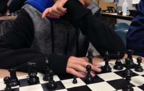 Chess Club to meet Dec. 8