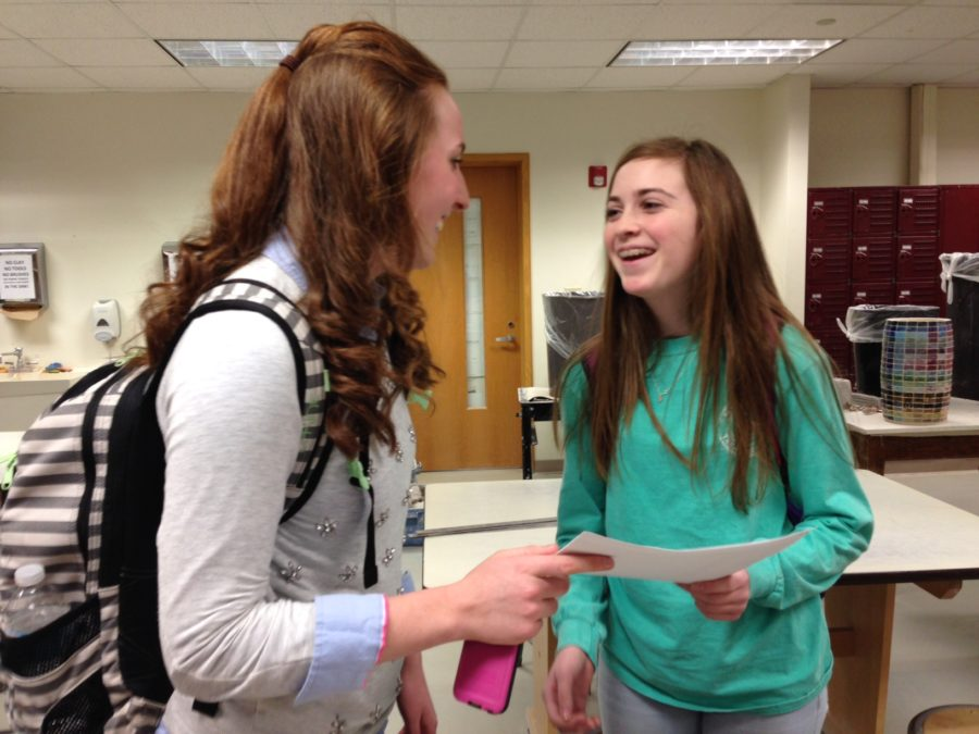Cabinet plans for fundraising events in preparation for Dance Marathon on Feb. 21