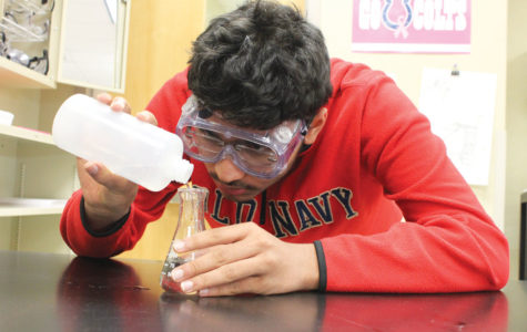 Science department to offer biomedical program