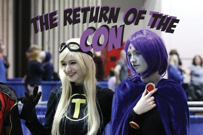 Indianapolis Comic Con comes back in march, CHS students reflect on their experiences