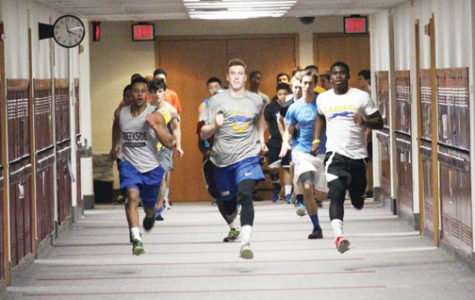 CHS Men's Track and Field Team Moves Outside, Prepares for a Successful Spring Season