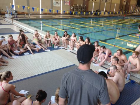 Carmel aquatics center prepares for spring triathlon April 26