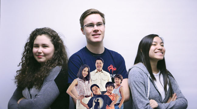"""CHS students discuss the new sitcom """"Fresh Off the Boat"""""""