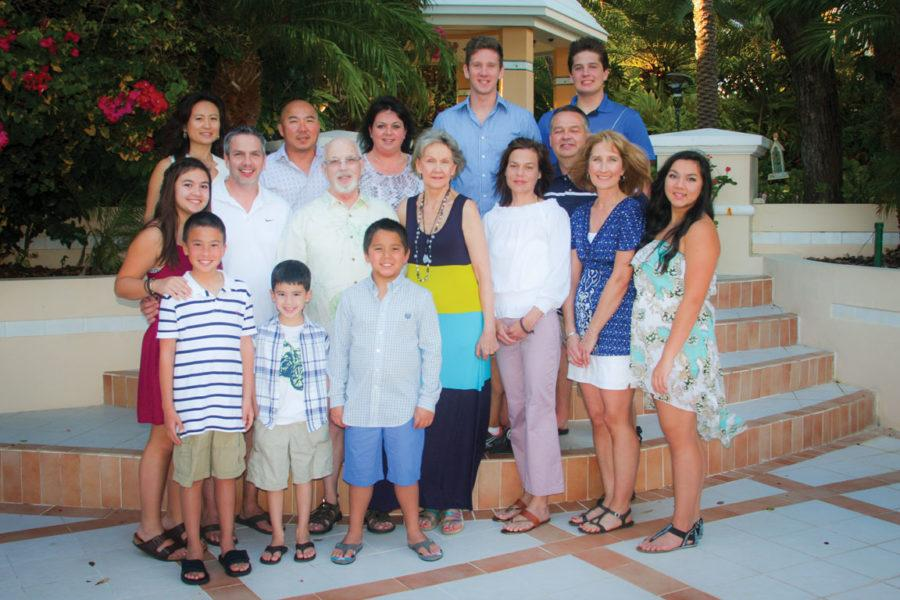 CHS students travel more with multiple generations, extended family