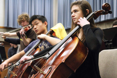 A Classical Adventure: CHS orchestras to perform in Vienna, Austria during spring break