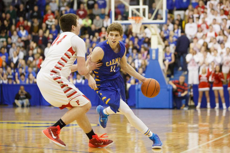 Cline victory highlights national basketball competition at CHS