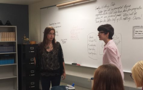 Creative Writing Club Welcomes Guest Speakers