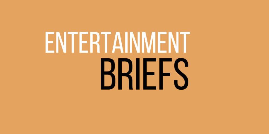 Entertainment Briefs: January 2016