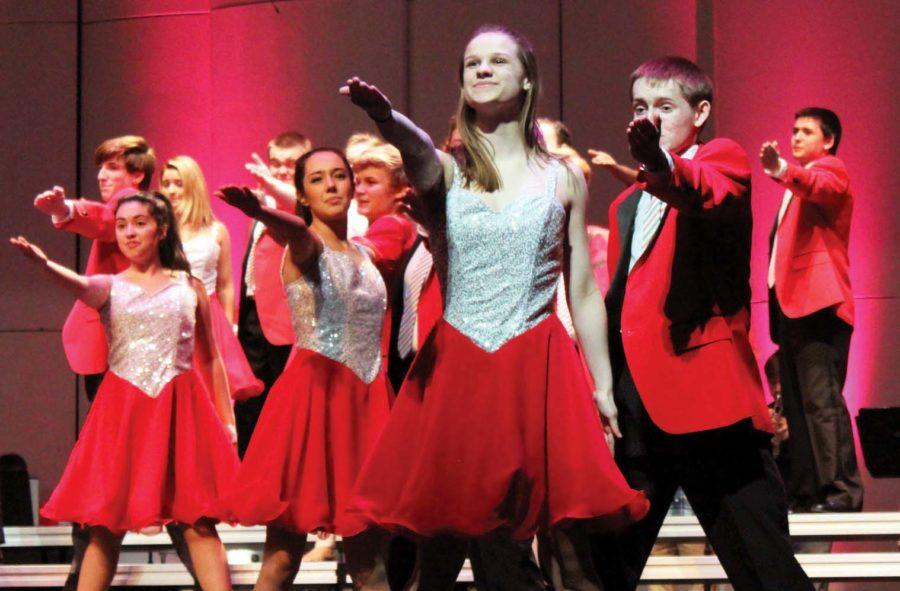 A First Time for Everything: Ambassadors, Accents to compete for first time at ISSMA