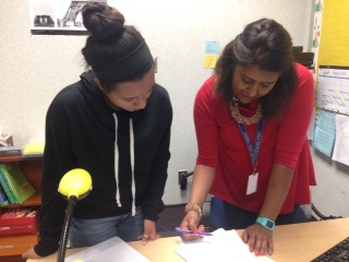 In addition to her traditional duties here at CHS, including working alongside sophomore Janeele White, Ms. Gabriela Mendoza is also in the midst of planning for the open house which will take place on Aug. 27. Parents were emailed the schedule for this year's event on Aug. 18.
