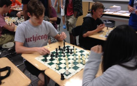 Chess Club to meet on Sept. 7