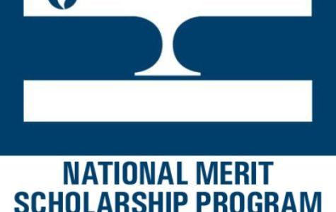CHS National Merit Semifinalists