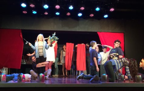 CHS Theater to perform fall production