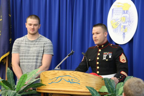 Military Academy Club to participate on Military Academy Day on Feb. 19