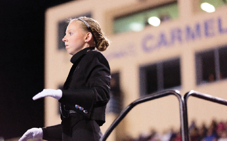 Marching band attempts to reclaim first  at Bands of America Grand National Championship