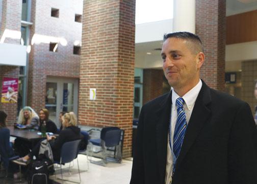 Assistant Principal Joe Schaller